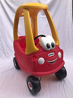 Great Condition - Little Tikes Crazy Coupe Ride On Car