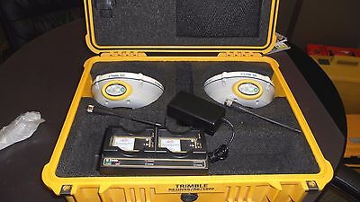 Trimble R8 Base and Rover GPS receivers
