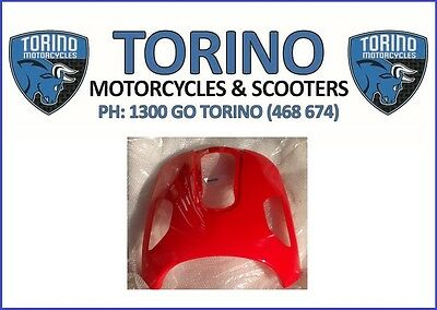 Torino Famosa Front Panel Red OEM Torino Spare Parts