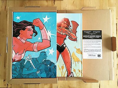 ABSOLUTE WONDER WOMAN by AZZARELLO & CHIANG Hardcover VOL 1 DC Comics