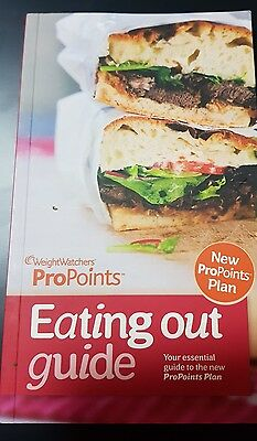 Weight Watchers ProPoints Eating Out Guide