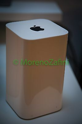 AirPort Extreme ROUTER WIRELESS Base WiFi APPLE ultimo modello A1521 COME NUOVO
