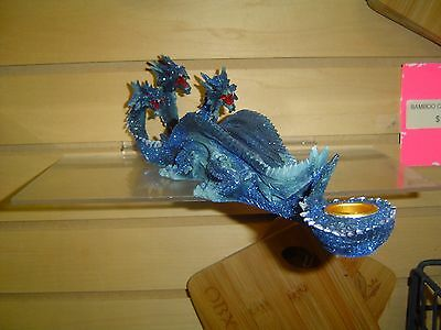 3 Headed Dragon Incense Holder