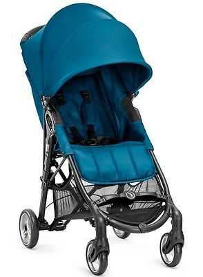Baby Jogger Mini Zip Stroller Single 4 Wheels (TEAL) BRAND NEW! FREE POSTAGE!