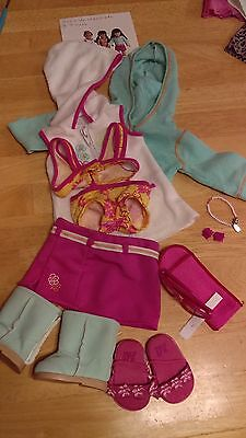 American Girl Today 2005 Seaside Wardrobe Outfit