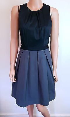 Cue In The City pleat dress size 10 NEW