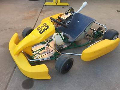 Tony Kart w/ highly modified Predator 212