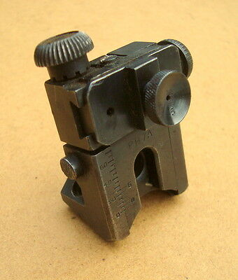 Vintage Parker Hale PH7a rifle sight BSA Martini