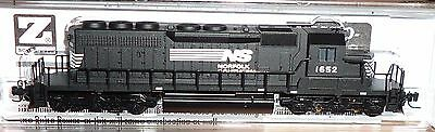 Z scale Micro-Trains SD40-2  Norfolk Southern Railway #1652  -  97001062