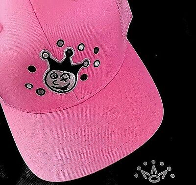 Scotty Cameron •JACKPOT JOHNNY Snap Back HAT •Gallery Only Release •1/50 •PINK•