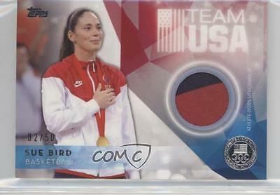 2016 Topps US Olympic & Paralympic Team and Hopefuls USOTR-SBI Sue Bird Card 5z5