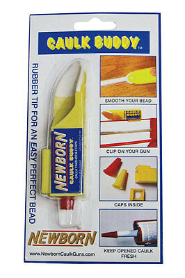 Newborn  Lightweight  Plastic  Caulk Refinishing Tool Kit