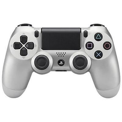 Sony Playstation PS 4 Controller Dual Shock wireless argento - 916247- CS