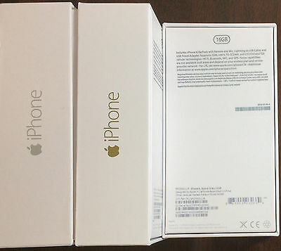 Apple iPhone 6S or 6S Plus Unlocked Rose Gold Silver Gray 16GB 64GB 128GB US *