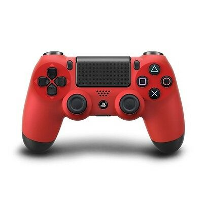 Sony Playstation PS4 Controller Dual Shock wireless rosso - 51383- CS
