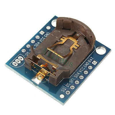 New Arduino RTC I2C DS1307 AT24C32 Real Time Clock Module For AVR PIC ARM