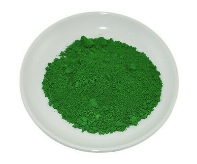 Green Chrome Oxide Mineral Powder 25g (OXID25GREEN)