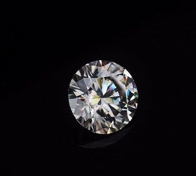 0.5cts G Color VVS5.5mm Round Moissanite Loose Diamond