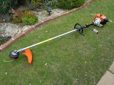 Stihl Fs120R Petrol Strimmer / Brushcutter Serviced Gwo Mint