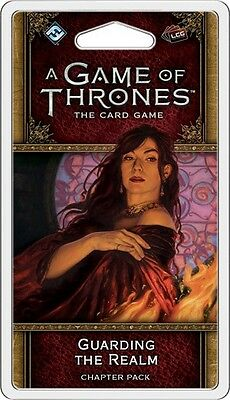 A Game of Thrones LCG  - Guarding the Realm Chapter Pack Expansion