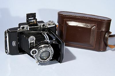 Zeiss Ikon Super Ikonta 531/2 (C) Rangefinder 6x9 Film Camera * Excellent+