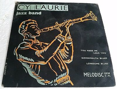 Cy Laurie Jazz Band - You made me love you- Lonesome blues - Dippermouth Blues