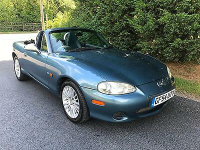 2004 (54) MAZDA MX-5 1.8i LIMITED EDITION EUPHONIC SPORTS CONVERTIBLE