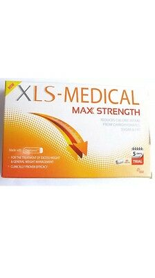 XLS Medical Max Strength 20 Tablets (Dated 08/2019) Diet Weight Loss Slimming