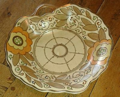 Charlotte Rhead Dish Dating From 1920/1930's