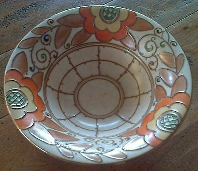 CHARLOTTE RHEAD SWEET DISH DATING FROM 1930's