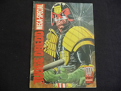 2000AD Judge Dredd Mega-Special no. 1