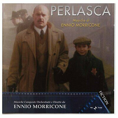 Perlasca O.S.T. Original Soundtrack Colonna Sonora Originale Ennio Morricone CD