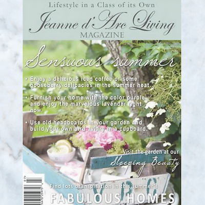 Jeanne d'Arc Living Magazine English Edition Issue 7 July 2017