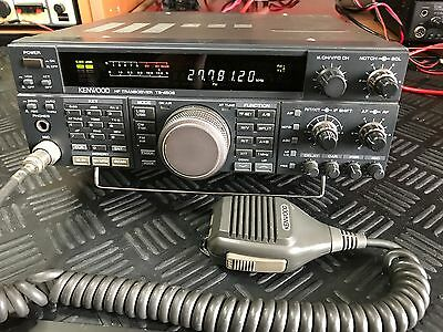 Kenwood TS-450S HF Amateur Ham Radio Transceiver