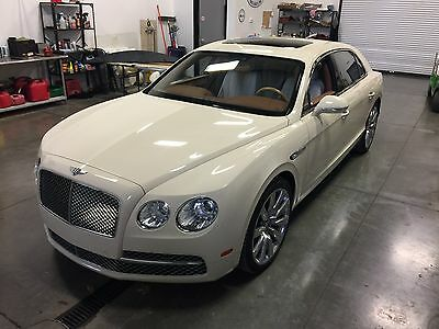 2014 Bentley Flying Spur  Very Rare Bentley Magnolia Color