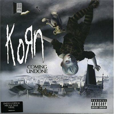 "KORN Coming Undone 7"" VINYL Single + Poster NEU RAR See you on the other side CD"