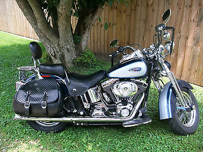 2001 Harley-Davidson Softail  HERITAGE SPRINGER: Private Seller, 2nd Owner 4 Five Years: INDIANAPOLIS