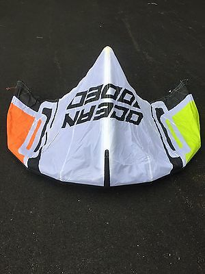 Ocean Rodeo React 2m Trainer Kite, Line, & Harness Kite Surf Kite Board Complete