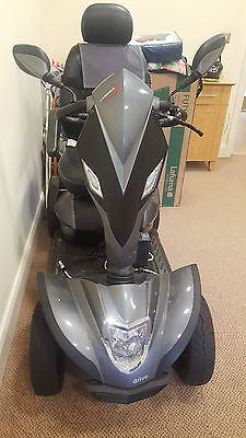 COBRA 8mph Electric Disability Mobility Scooter