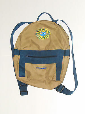 RARE Vintage 1988 Pikes Peak Porsche Parade Samsonite Backpack
