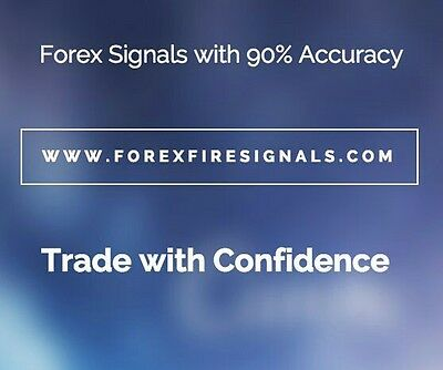 Forex Trading Signals - HIGHLY PROFITABLE With 90% Accuracy