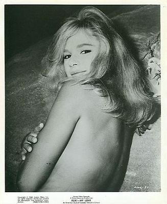 ALIKI VOUGIOUKLAKI Original 8x10 Photo #2  (Aliki My Love)