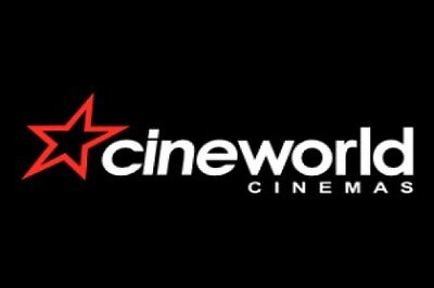 Cineworld Unlimited One Month Free