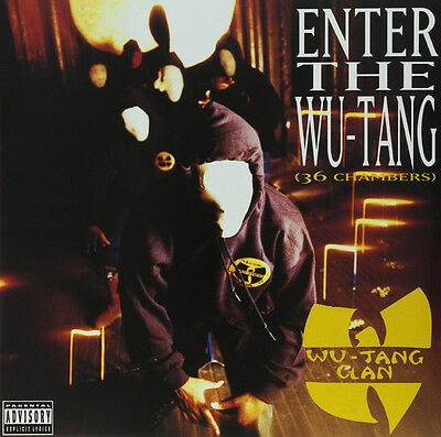 Wu-Tang Clan - Enter the Wu-Tang (36 Chambers) (2016)  180g Vinyl LP  NEW