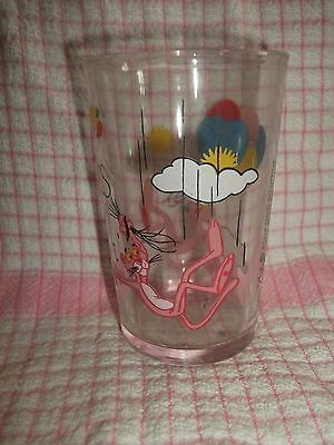* Verre à moutarde  - LA PANTHERE ROSE  the pink panthers