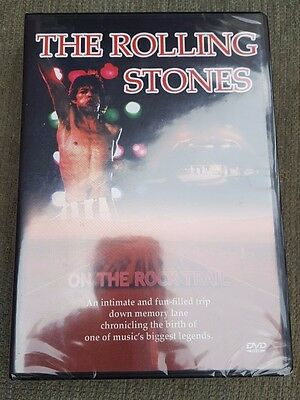 The Rolling Stones On The Rock Trail DVD