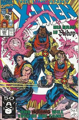 The Uncanny X-Men #282 - 1st Appearance of Bishop -Near Mint! (5 Available)