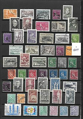Finland Stamps (4899)