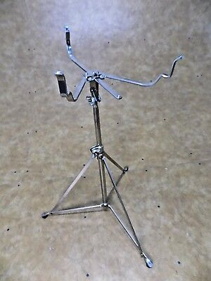 Vintage 1960's Rogers Marvel Snare Drum Stand Chrome