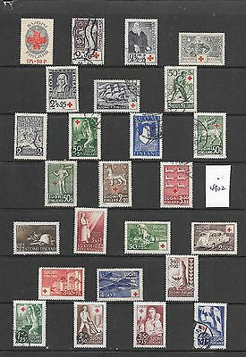 Finland Semipost Stamps (4902)